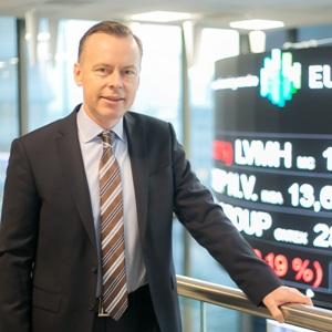 Søren Bjønness - Director, Euronext